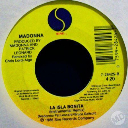 Madonna Discography