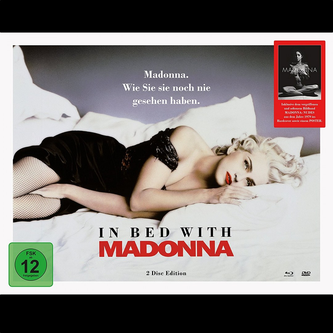 In Bed With Madonna as 2 discs set